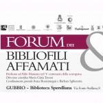 Primo Forum dei Bibliofili Affamati